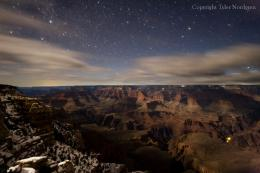 Encyclopedia: Grand Canyon at Night 1569