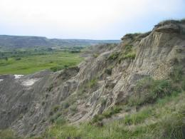 PanoramioPhoto of Badlands Outcroppings And Wonderful Canyon Views 1207