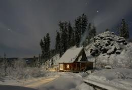 Cabin Fever: 50 Quiet and Peaceful Cabin Designs | Inspirationfeed 1149