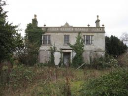 Abandoned house, Fenstanton near to Fenstanton, Cambridgeshire, Great 1615