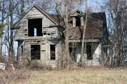 Abandoned House by mooredodge on DeviantArt 1945