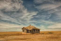 OK Abandoned Farmhouse HDR 925