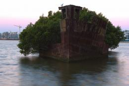 Abandoned ship, Homebush Bay, Australia | Abandoned, Creepy, and Urba 909