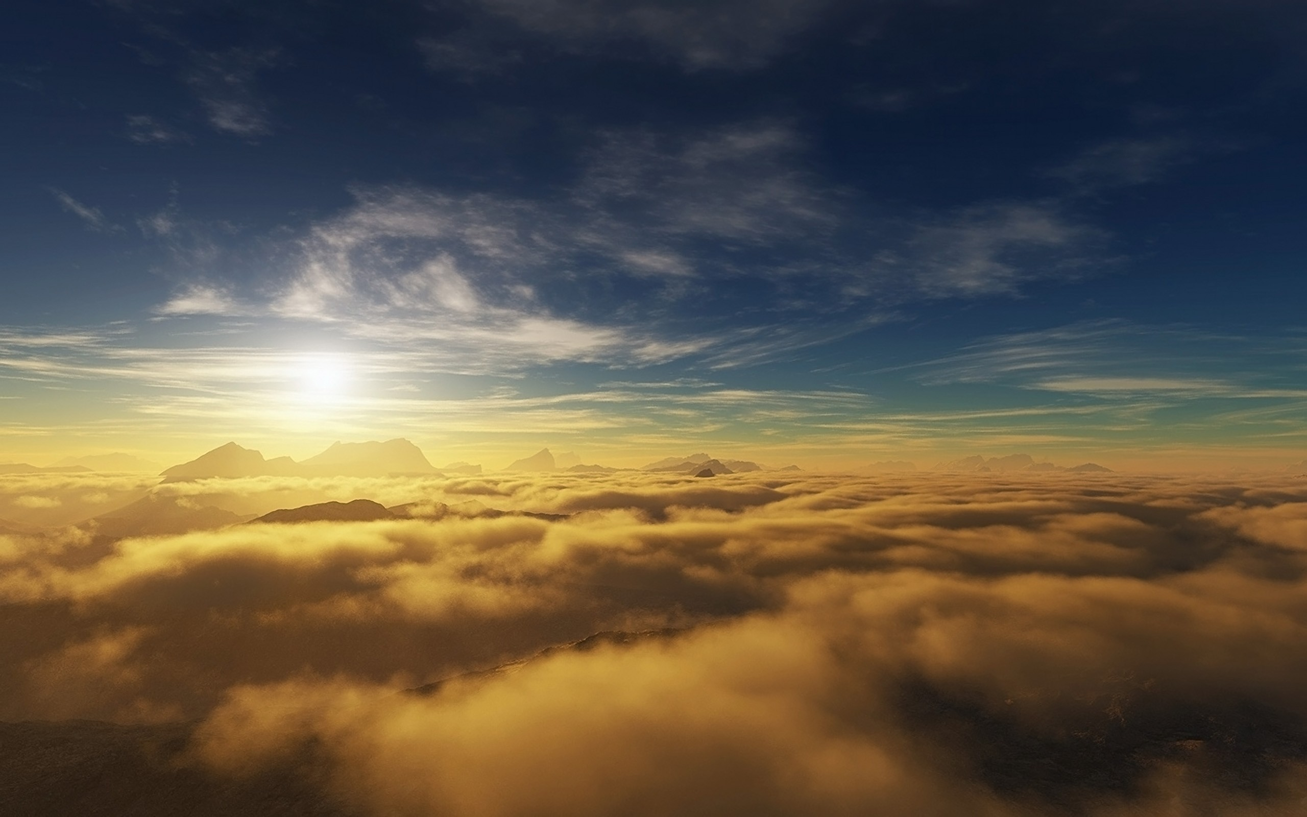 Above the clouds wallpapers | Above the clouds stock photos 226