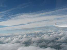 Gliding Above The Clouds 1247