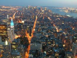 spectacular view of New york 838