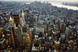 Photos of New York City with amazing views of the glamorous streets of 998