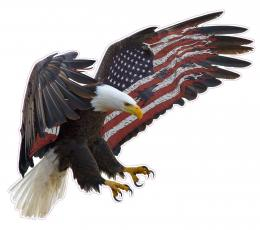 American Eagle Flags American Eagle American Flag 1273