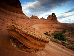 Travel Trip Journey: Arches National Park, Utah, USA 1662