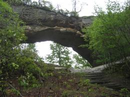 Description Natural Arch Kentucky jpg 1556