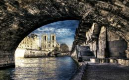 Arches Notre Dame Paris Hd Hintergrund | Wallpaper List 960