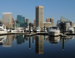 Baltimore as your Backyard:Enjoy the Inner Harbor1111 Light Street 602