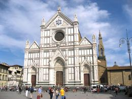 Basilica di Santa CroceBasilica of the Holy Cross , Florence, Italy 1333