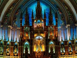 Notre Dame Basilica Canada Wallpapers | HD Wallpapers 597
