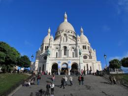 Sacre Coeur Basilica | Paris, France | Travel And Tourism 1675