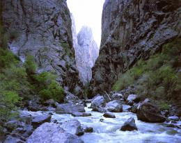 black canyon of the gunnison national park is one of the smallest 198