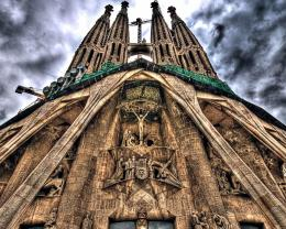 Sagrada Familia Church wallpaper 177