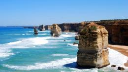 Similar wallpapers for Twelve Apostles On The Australian coast 1309