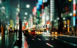 Bokeh City Lights 1800×2880 | Obsessive Coffee Disorder 694