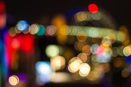 Wallpaper bokeh, bokeh, lights, city, night, blur wallpapers macro 209