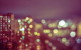 Bokeh City Wallpaper City Buildings Bokeh hd 982