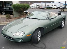 alpine green color ivory interior 1999 xk colors select a color alpine 1833