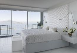 Interior design by mark english architects white comfy bedroom design 234