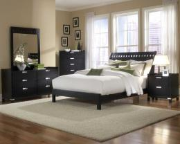 My dream bedroom would have soothing, neutral and warm colors, with 309