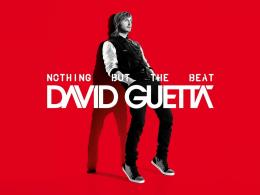 Red David Guetta Poster 1908