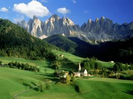 Spotlight: Dolomites | The Dolomite Mountains of Italy 1898
