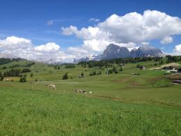 Dolomite Mountains Italy 1133