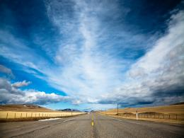 Road And Sky 1294