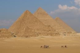 pyramid or pyramids in cairo egypt they are called the giza pyramids 1308