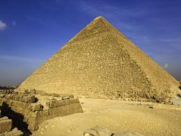 Ancient Egyptian Pyramids at Dahshur Part 1 ~ Ancient Egypt Facts 679