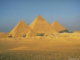 Pyramids Egypt wallpaper 1808