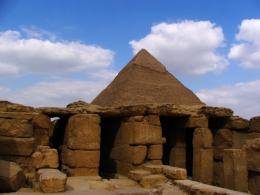 Tourism: Evolution of the Egyptian pyramids 117