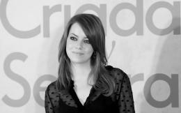 Emma Stone: Emma Stone Black And White 868