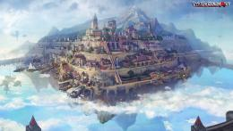 10 Stunning Fantasy City Digital PaintingsDesign Hey | Design Hey 1279