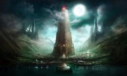 10 Stunning Fantasy City Digital PaintingsDesign Hey | Design Hey 782