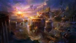 FantasyCity Wallpaper 869