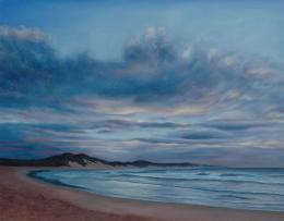 Nahoon Beach at Dawn"