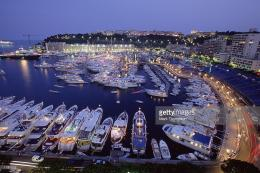 night after the Formula One Monaco Grand Prix in Monte Carlo, Monaco 1681