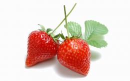 : Strawberry Photos, Fresh Strawberries, Garden Strawberries 1739