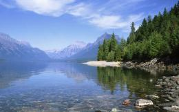 Beautiful Mountains and Lakes Widescreen wallpapers 1440*900 NO 27 208