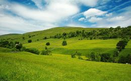 Green Hills, 1440x900 pixels : Wallpapers tagged Landscape, Mountains 1635