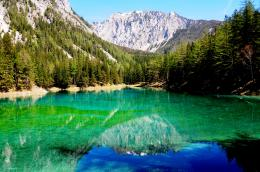 Austria's Green Lake | Rod Victoria Jr 1122
