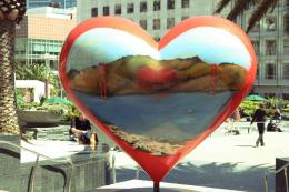 left my heart in San Francisco: Photo by Flickr userTheGirlsNY 590