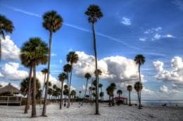 Little Hidden Beach at MacDill AFB | Jazzersten\'s HDR Blog 1439