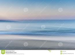 Abstract of the Sea Sand and SkylineHorizon 767