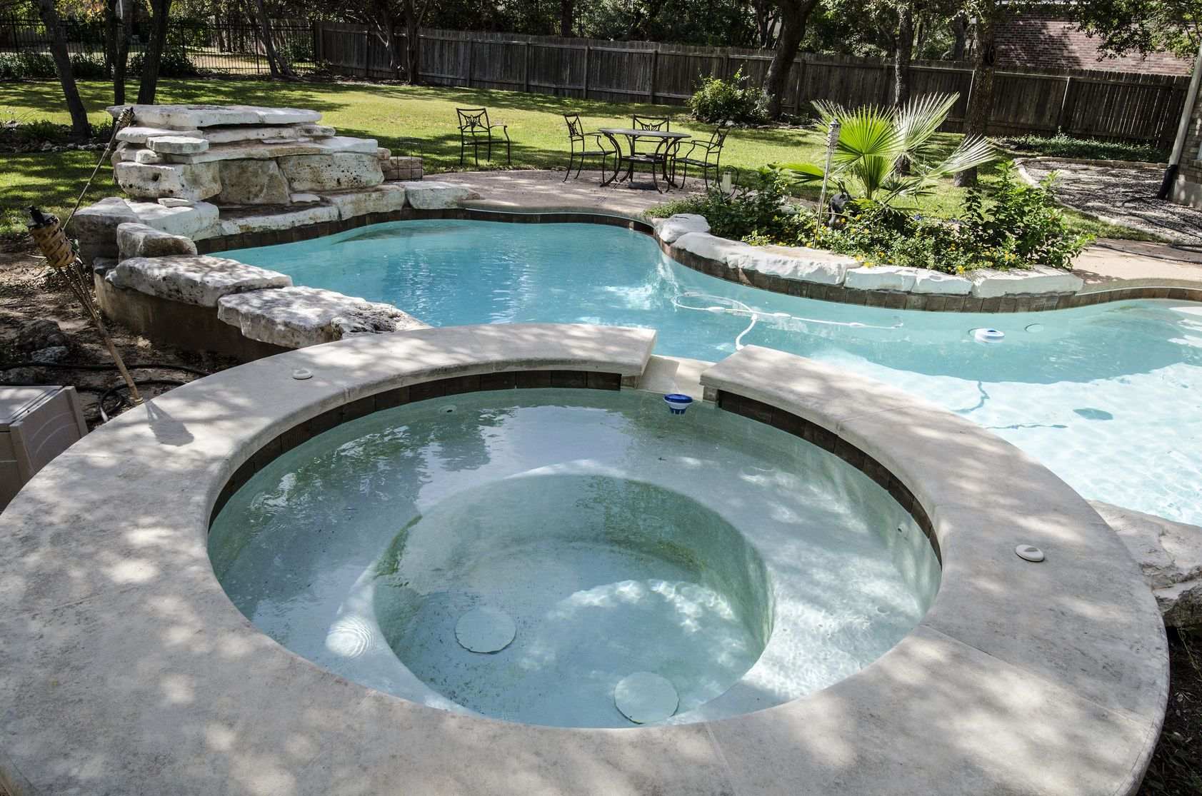 pool care pool equipment check hot tub get hot tub ready for winter 536